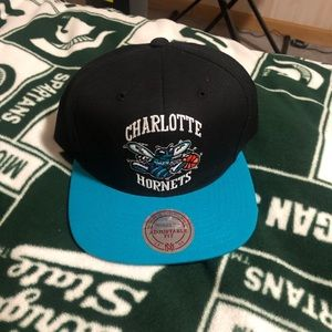 Charlotte Hornets Hardwood Classic SnapBack
